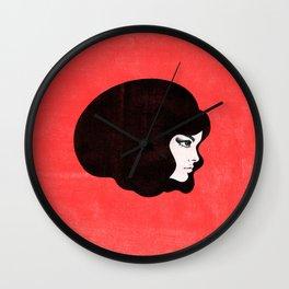 60s Wall Clock
