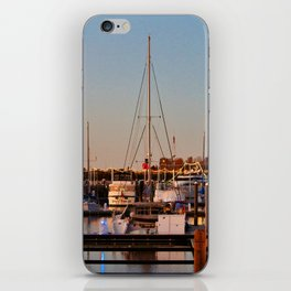 Northern Riverfront iPhone Skin
