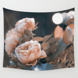 warm evenings Wall Tapestry
