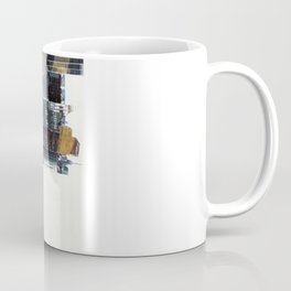 The Invisible Cities (dedicated to Italo Calvino) Coffee Mug