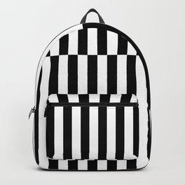 RETRO TV (BLACK-WHITE) Backpack