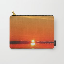Sunset in a Northern Paradise Carry-All Pouch
