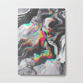 TRISTES TROPIQUES Metal Print