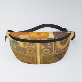 RECORD ROOM Fanny Pack