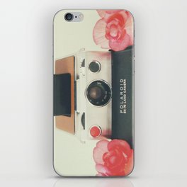 Polaroid Memories iPhone Skin
