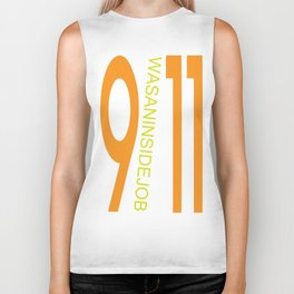 9/11 was an inside job. Biker Tank