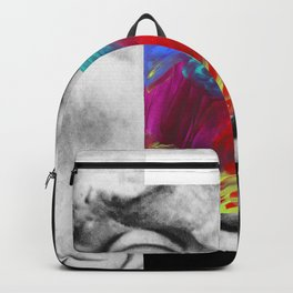 Untitled Composition 474 Backpack