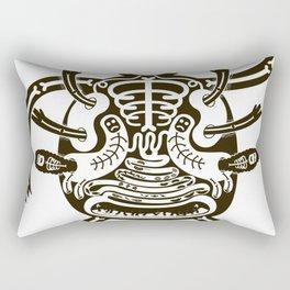 Dark Ones - Bones Big Guy Rectangular Pillow
