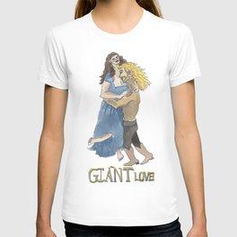 Giant Love T-shirt