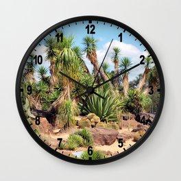 Arid Zone Wall Clock