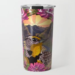 Oro y Plata Travel Mug