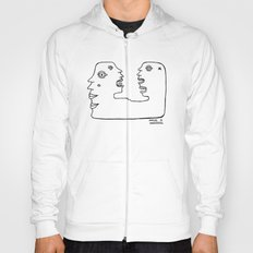 What Are The Voices Saying Today? Hoody