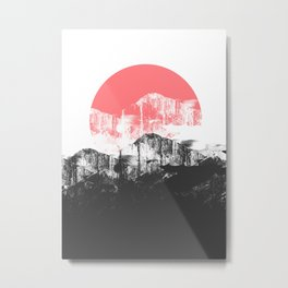 A new morning's sun Metal Print