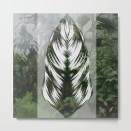 Biro Verdure  Metal Print