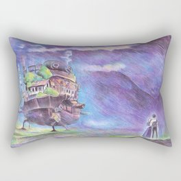 Home Is Where Your Heart Is  Rectangular Pillow