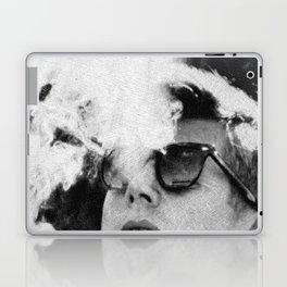 JFK Cigar and Sunglasses Cool President Photo Photo paper poster Laptop & iPad Skin