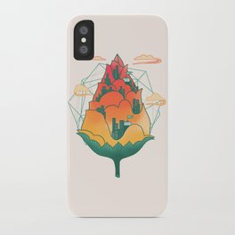 City In Bloom iPhone Case
