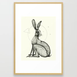 'Wildlife Analysis VI' Framed Art Print