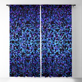 Glitter Graphic G99 Blackout Curtain