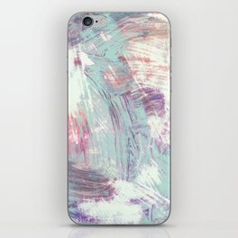 Weathered Rhythms iPhone Skin