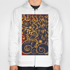Under the Red Tree Hoody
