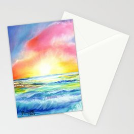 Magical Kauai Sunset Stationery Cards
