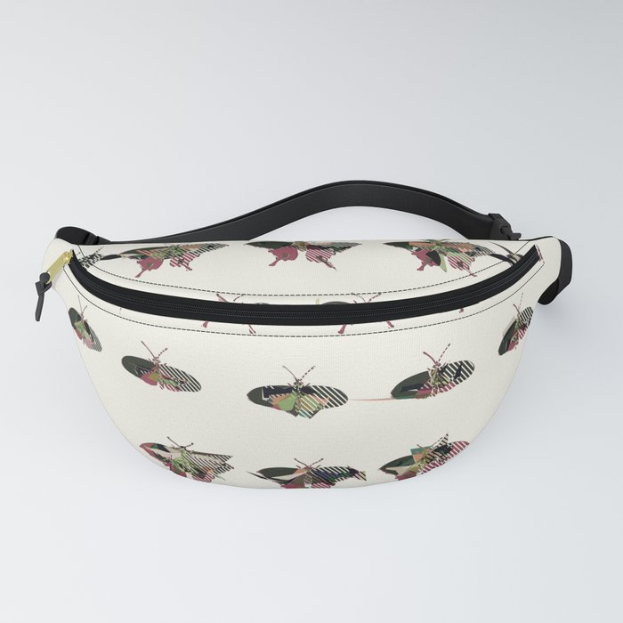 Collection of Butterflies Fanny Pack