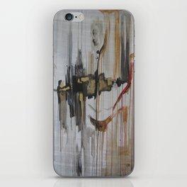 Hot Plate iPhone Skin