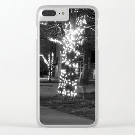 I Wish You Were Here Clear iPhone Case