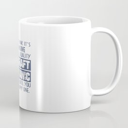 Aircraft Mechanic Coffee Mug