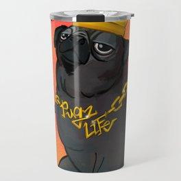 Pugz Life Travel Mug