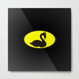 NANANA NANANANA SWAN QUEEN!! Metal Print