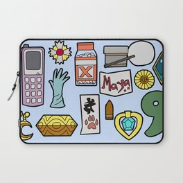 Ace Attorney Inventory Laptop Sleeve