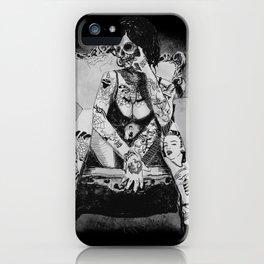 Melancolia iPhone Case