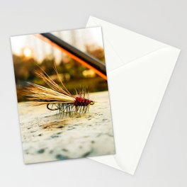 Caddis Fly Stationery Cards