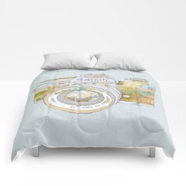 TRAVEL CAN0N Comforters