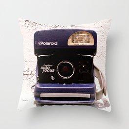 OneStep Autofocus SE, 1997 Throw Pillow
