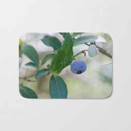Blueberry Farm 2 Bath Mat