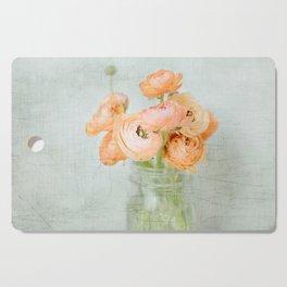 Peachy Keen Cutting Board