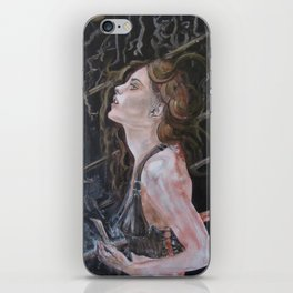 Beauty & the Blade iPhone Skin