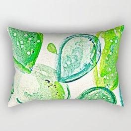 Cactus 100 Rectangular Pillow
