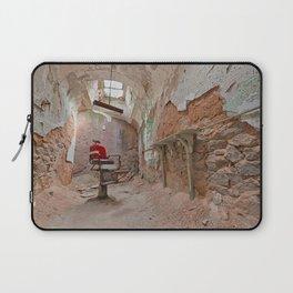 Abandoned Barber Prison Cell Laptop Sleeve