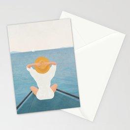 Summer Vacation I Stationery Cards