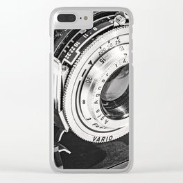 Agfa Possibilities Clear iPhone Case
