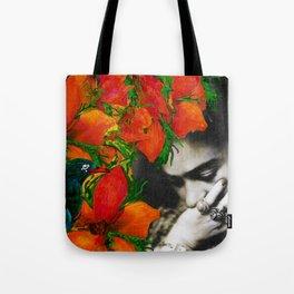 Tribute to Frida Kahlo #40 Tote Bag