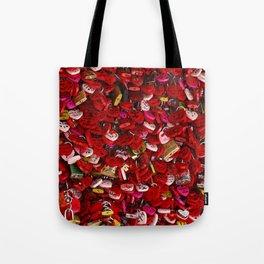 Padlocks of Love Tote Bag