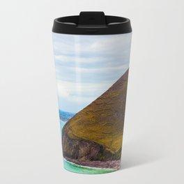 Hidden Cove House Travel Mug