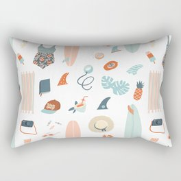 Summer kit Rectangular Pillow