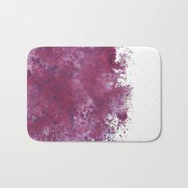 Colour Blotch Bath Mat