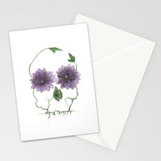a beautiful warning Stationery Cards